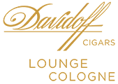Davidoff Lounge in Köln in The Grid Bar - Logo Davidoff