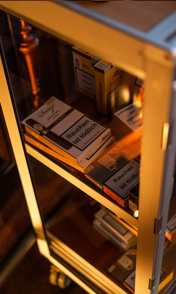 Zigarren Packung