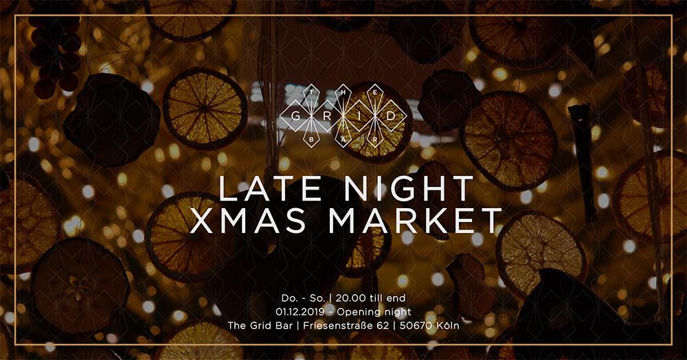 The Grid Bar Weihnachtsmarkt